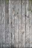 Old Wood Planks. Of a boat dock with an extinguished smoking match Stock Photos