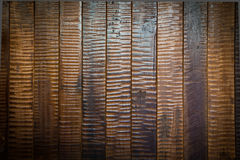 Old wood planks background Stock Images