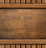 Old wood planks background Royalty Free Stock Photos