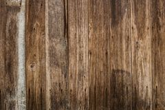 Old wood planks background. Old wall wood planks background Royalty Free Stock Photos