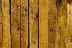 Old wood planks brought together Royalty Free Stock Photos