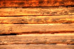 Old Wood Planks Stock Image