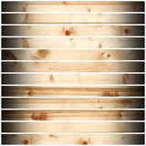Old wood planks Stock Photography
