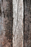 Old wood railway sleepers abstract architecture construction decor vintage wood old surface wood texture natural background design Royalty Free Stock Photography