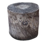 Old wood stump Royalty Free Stock Image