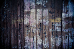 Old wood surface texture Royalty Free Stock Photos