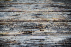Old wood table Royalty Free Stock Photo