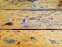 Oldest wood table. Old wood table texture royalty free stock photo