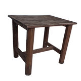 Old wood table Royalty Free Stock Images