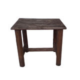 Old wood table Royalty Free Stock Photos
