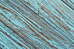 Old wood teak blue background texture wallpaper Royalty Free Stock Photos
