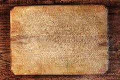 Old wood template background or texture Royalty Free Stock Photography