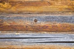 Old Wood Texture. Background and Texture Series Royalty Free Stock Photography