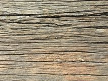 Old wood texture background. Old brown wood background Royalty Free Stock Photography