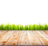 Old wood texture background Floor surface . Stock Images