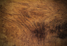 Old wood texture background furrowed with knife Stock Photos