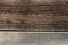 The old wood texture background. Stock Images