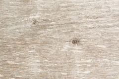 Old wood texture background, structure of a natural untreated wooden surface with peeling fibers and cracks Royalty Free Stock Photography