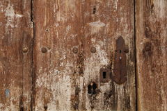 Old wood texture background, vintage pattern Royalty Free Stock Image