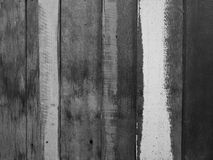 old wood Texture in black and white Stock Photos