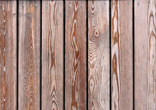 Old wood texture. Old brown weathered wood texture Stock Images