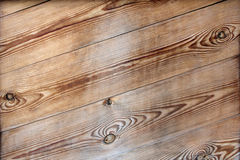 Old wood texture. Old brown weathered wood texture Stock Photos