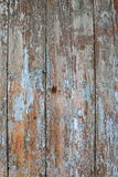 Old wood texture cracked with peeled blue tourquoise paint. Οld wood texture cracked peeled blue tourquoise paint royalty free stock photography