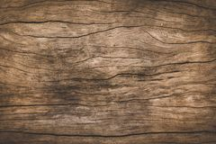 Old wood texture , dirty surface wooden background , brown wood Stock Image