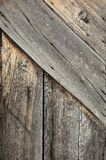 Old wood texture. Old door with old wood texture Royalty Free Stock Photos