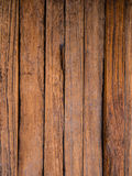 Old wood texture with a hole Stock Photo