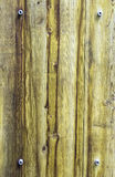 The old wood texture with natural patterns Royalty Free Stock Photo