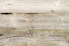 The old wood texture with natural patterns Royalty Free Stock Photography
