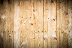 The old wood texture with natural patterns Stock Image