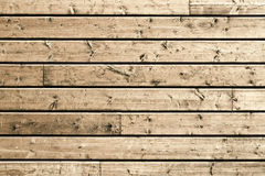 The old wood texture with natural patterns. Background Royalty Free Stock Image