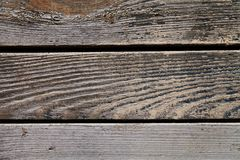 Old wood texture with paint Royalty Free Stock Photos