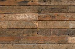 Old wood texture for pattern and background Stock Images