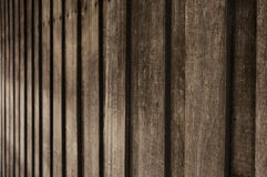 Old wood texture perspective blur background. Old grunge wood texture perspective blur background detail Stock Photos