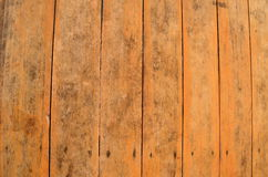 Old wood texture 02. Old wood table that has been in use for a very long time Royalty Free Stock Photos