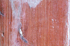 Old wood texture with traces of abrasions Stock Image