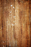 Old wood texture vignette Stock Photography