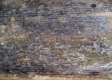 Old wood texture. Vintage wood background with peeling paint Royalty Free Stock Photos