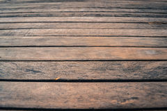 Old wood texture, vintage natural background Stock Image