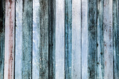 Old wood textured background. Old color wood textured background Royalty Free Stock Photos