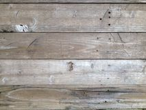 Old wood tiles background. With rough texture Stock Images