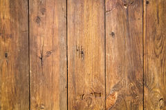 Old wood to a wall background Stock Image