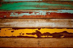 Old wood use for background Royalty Free Stock Photography
