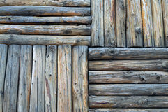 Old wood. Vector wood plank background of Royalty Free Stock Images