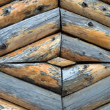 Old wood. Vector wood plank background of Stock Photography