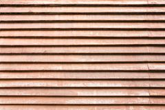 Old wood ventilation grid Stock Images