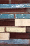 Old wood wall Royalty Free Stock Image